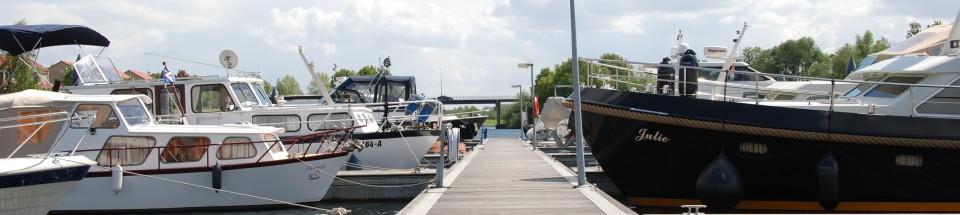 Jachthaven Boschmolenplas 2 Heel Limburg